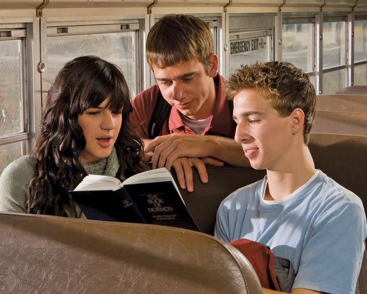 Jugend: Teilhaber am Dienst im Priestertum